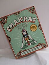 Chakras Activity Book & Journal: Get Grounded, Feel Good Suzi Barrett Paperback