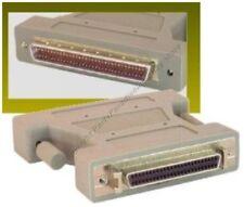SCSI2 HPDB50/MD/HD50pin Female Jack~SCSI3 HPDB68/MD/HD68 Male External Adapter