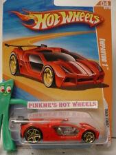 2010 Hot Wheels IMPAVIDO 1 #60 ∞RED∞ Track Stars