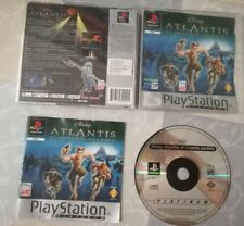 Disney Atlantis: El imperio Perdido Playstation
