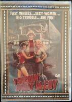 Truckin Buddy McCoy MOD DVD 1982 Terence Knox