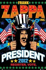 Frank Zappa President Wall Poster 24x36