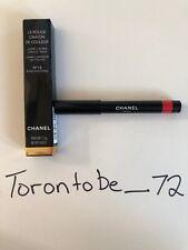 CHANEL Le Rouge Crayon No. 18 Rose Shocking Jumbo Longwear Lip Crayon