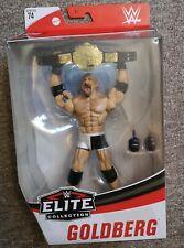 WWE Elite 74 Goldberg Figure, Brand New In Sealed Package