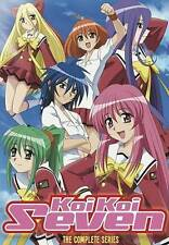 Koi Koi Seven: The Complete Series (DVD, 2016, 2-Disc Set)