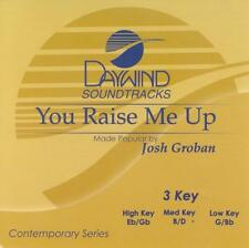 Josh Groban - You Raise Me Up -  Accompaniment/Performance Track - New