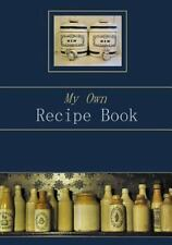 My Own Recipe Book by Lee Stone (2014, Paperback, Large Type)