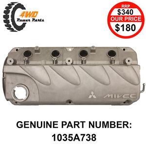 Mitsubishi 4G69 Mivec Rocker Cover LANCER, SEDAN, WAGON, OUTLANDER