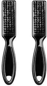 Andis #12415 Blade Brush Nylon Bristle Barber Stylist Clipper Trimmer 2 PACK