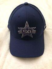 Dallas Cowboys 50th Anniversary Hat S/M