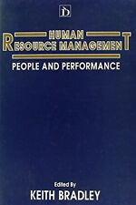 Human Resource Management: People and Performance - Very Good Book