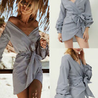 Women Long Sleeve Loose T Shirts Fashion Ladies Summer Casual Blouse Tops Shirt