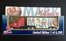 """Mark McGuire tractor trailer White Rose Collectibles 1998 62 home runs """"not mint"""