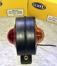 2x New Vintage Hella Clearance  Lights Lamp 2009