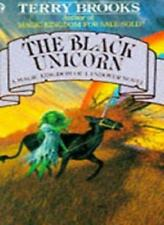 The Black Unicorn: The Magic Kingdom of Landover, vol 2,Terry  ,.9781857231083