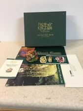 Mib Harmony Kingdom 1999 Royal Watch Club Kit Year Of The Garden