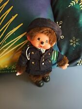 Monchhichi rare policière