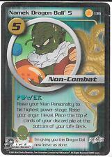 Dragonball Z TCG *Gratis Schutzhülle* | Namek dragon ball 5 - #136 | 2001