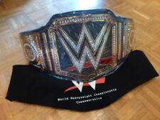 WWE Championship Replica Title Belt Gürtel - Commemorative - NEU & OVP