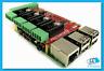 Raspberry Pi 3 + Protoneer RPi CNC Hat V2.60 - GRBL v1.1 Compatible