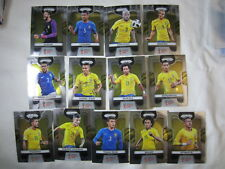 Brazil  2018 Prizm World Cup Team Set - Card Count: 13 - Neymar Coutinho