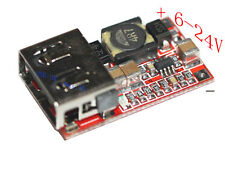 DC-DC USB Step Down Module 6-24V 12V/24V to 5V 3A USB Charger Module Arduino