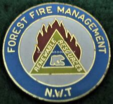 NWT FOREST FIRE MANAGEMENT Lapel Pin CANADA