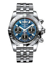 Breitling Chronomat 41 AUTO CHRONO GENTS WATCH ab014012/c830/378a prezzo consigliato £ 6760 NUOVO
