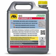 FILA HYDROREP ECO Waterbased Penetrating Sealer for Natural Stone Concrete 5 Ltr