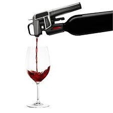 Coravin Model Two Wine Pouring Preservation Gas Aerator System, Graphite Black