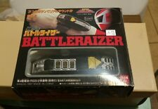 Power rangers in space/ megaranger battleraizer complete in box. Rare!!!  sentai