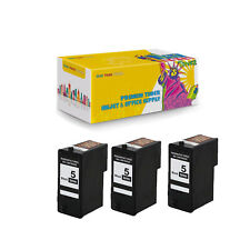 3Compo M4640 (Series 5) Black Compatible Ink Cartridge for Dell 922 924 942