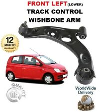 FOR DAIHATSU CHARADE 1.0 i 2003-2007 FRONT LEFT LOWER TRACK CONTROL WISHBONE ARM