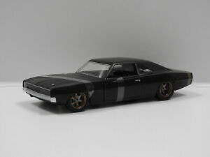 """1:24 1968 Dodge Charger Widebody """"Fast & Furious"""" Jada 32614"""