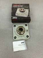 "NEW IN BOX MRC MARATHON 4-BOLT FLANGE BEARING 3/4"" BORE C4F012ZMG"