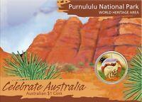 Australien 1 Dollar 2011 Celebrate Australia Purnululu National Park
