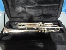 Benge 50TH Anniversary Silver Trumpet