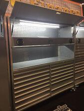 NEW 6 Foot Mechanics Rolling Tool Chest Cabinet Box Set Garage Storage Toolbox