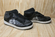 Dyse One Black & White West Coast Certified Size 9 Shoes