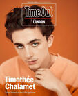 London Time Out Magazine Oct 2018: Beautiful Boy TIMOTHEE CHALAMET COVER STORY