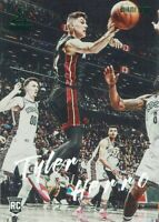 NBA Panini Trading Chronicles 2019/2020 Rookie Card No. 154 Tyler Herro Green