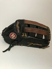 Worth Model W 14-2 Full Grain Palm Leather RH Throw Baseball Softball Glove Mitt