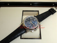 Patek Philippe 5905P-001 Annual Calendar Chronograph 42mm Platinum Blue Dial