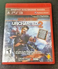 PS3 Game: Uncharted 2: Among Thieves - Game of the Year Edition - NO SCRATCHES