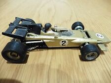 DINKY TOYS FERRARI Sports Car 312B No2 GOLD! 1970's