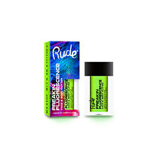 RUDE? Freakin Fluorescence Face & Body Glitter - Rave Wave