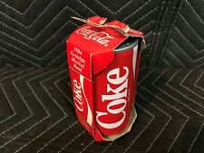 1998 Coca Cola 1984 Coke Can Musical Coin Savings Bank New In Box
