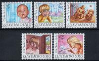 Luxembourg 1984 Mi. 1112-1116 Neuf ** 100% Caritas, Enfants