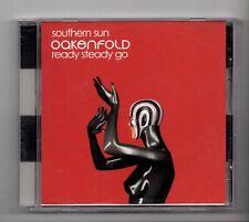 (JK852) Oakenfold, Ready Steady Go - 2002 CD