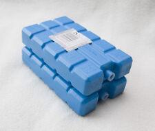 2 X  Kühlakkus Kühlkissen Kühlelemente Kühlakku blau NEU